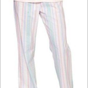 NWOT Gap Dreamer Poplin Striped Sleep Lounge Pant